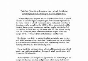 Essay On Work Experience Tips On Writing A Personal Statement  Essay On Job Placement Huck Finn Essay Prompts