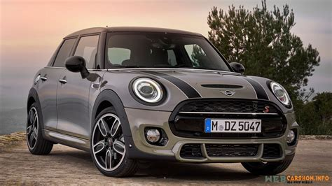 2019 Mini Cooper S 5door Webcarshowinfo