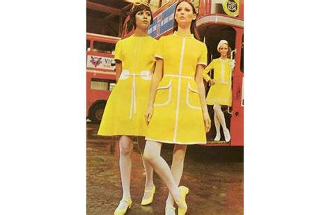 sixties fashion styles reinvented