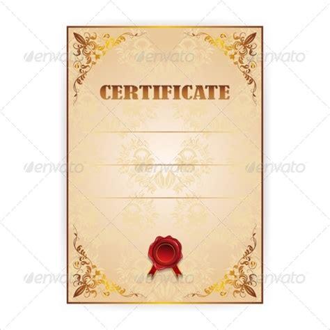 sample blank gift certificate templates sample psd
