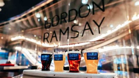 gordon ramsay burger menu prices review upd march