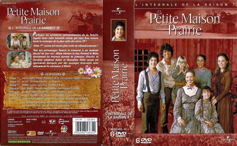 jaquette dvd de la maison dans la prairie saison 7 coffret cin 233 ma