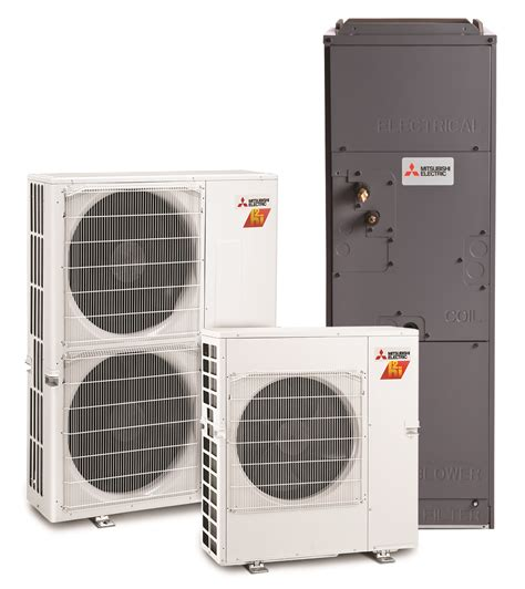 Mitsubishi Hvac by Mitsubishi Electric Hvac Systems For New Constructions
