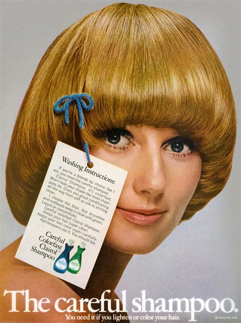 70s Bob Hairstyle by The Careful Shoo Shown With An Iconic Late 70 S Hair