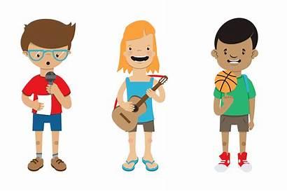 Extracurricular Activities Child Children Interest Summer Extra