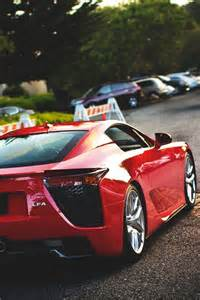 Lexus LFA Super Car