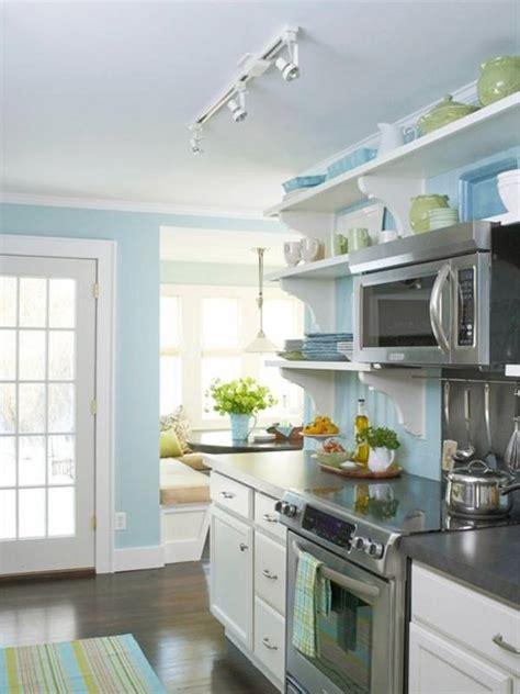 quick kitchen makeovers   dime  budget decorator
