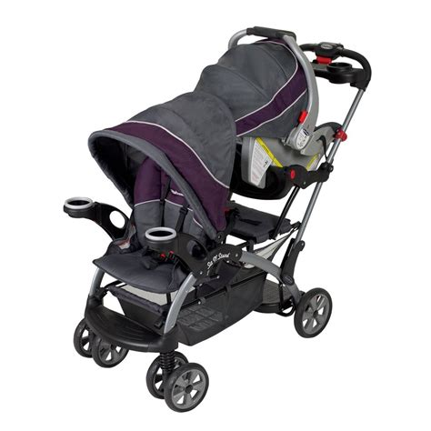 baby trend sit n stand ultra child stroller 919 | resource