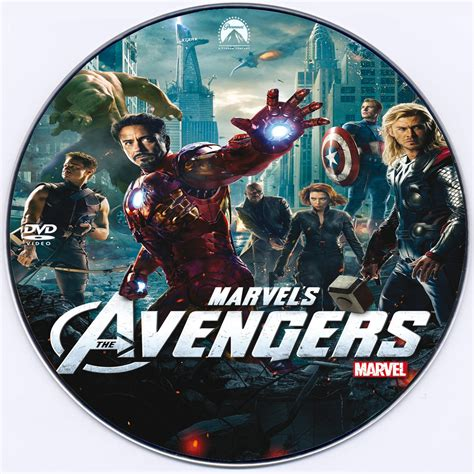 coversboxsk  avengers  high quality dvd