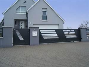 Portail De Maison : quel portail choisir pour votre maison le bricomag ~ Premium-room.com Idées de Décoration