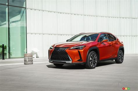 2019 Lexus UX officially presented for Canada | Car News ...