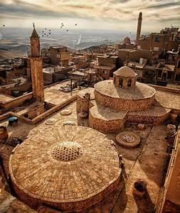 Mardin  The Historical City In Southeastern Of Turkey  Via  Latifakman   Photographer  Latif