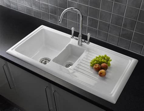 porcelain kitchen sinks reginox rl301cw regi ceramic kitchen sink kitchen sink 1590