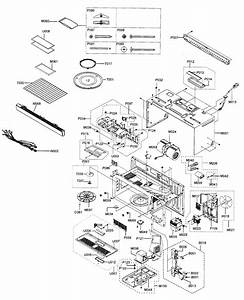Samsung Microwave Parts