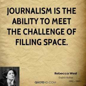 Journalism Scho... Journalism Career Quotes