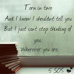 17 Best images about 5sos Lyrics on Pinterest | Let me go ...