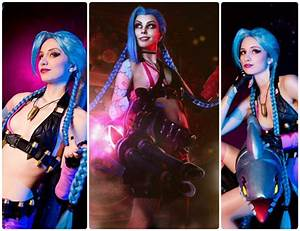 How to Get LoL Jinx Cosplay The Right Way | SheCos Blog