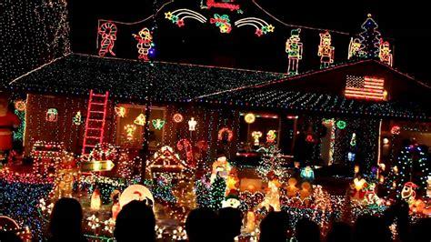 christmas lights  home  phoenix arizona youtube