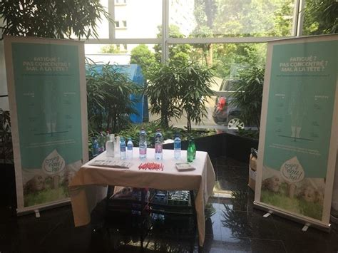 siege social elior conférence sur les bienfaits de l 39 hydratation