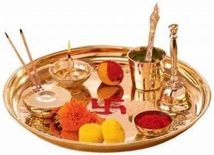 Ganesh Puja Thali Samagri List - श्री गणेश पूजा की सामग्री