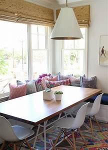 Banquette Salle A Manger : pourquoi choisir une table avec banquette pour la cuisine ~ Premium-room.com Idées de Décoration