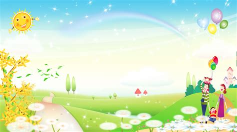 childrens day poster background material childrens