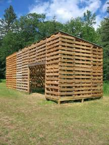 Bench Terracing by 25 Ways Of How To Use Pallets In Your Garden