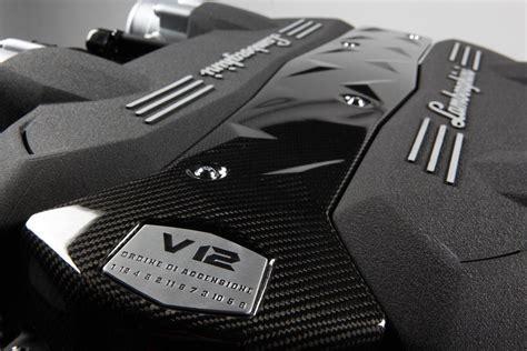 Lamborghini Reveals New 700 Horsepower V12 Engine To Power