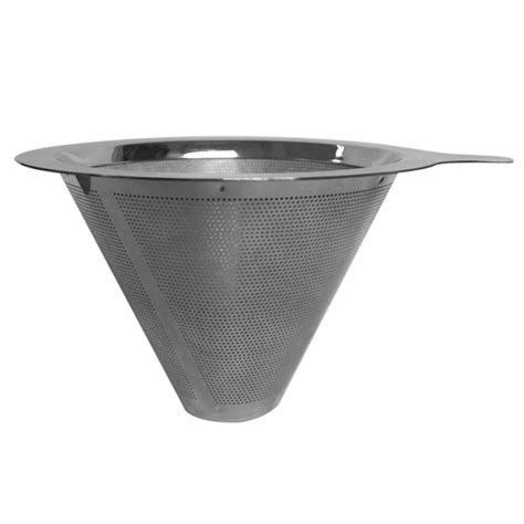 Best quality cloth coffee strainers and received 3 in a pack. Coffee Filter Tea Strainers 304 Stainless Steel Funnel Type Double Layer Teapot Filter High End ...