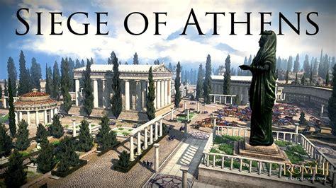 siege social total total war rome 2 siege of athens athens v sparta