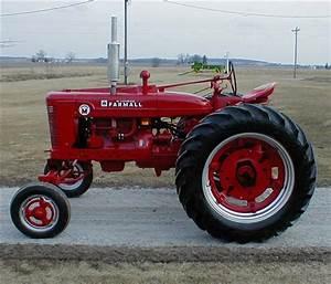 1954 Farmall Super M Tractor For Sale