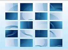 Blue Business Cards Vector Art & Graphics freevectorcom