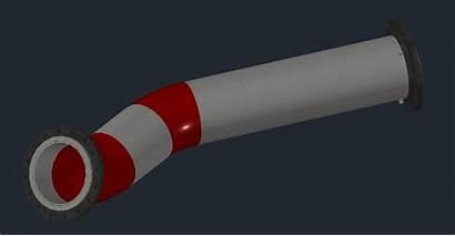 Tube Cut Elbows Pipe Overhaul Autodesk