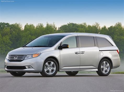 honda odyssey  picture