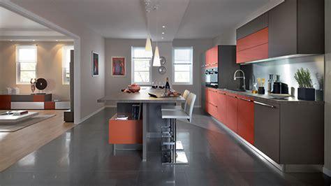 salon et cuisine salon et cuisine americaine cuisine en image