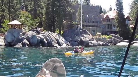 At Lake Tahoe No Thank You The Miracle Shelter In Seattle Dating Unaware Romancing America Nevada by Lake Tahoe Thunderbird Mansion 8 20 2012