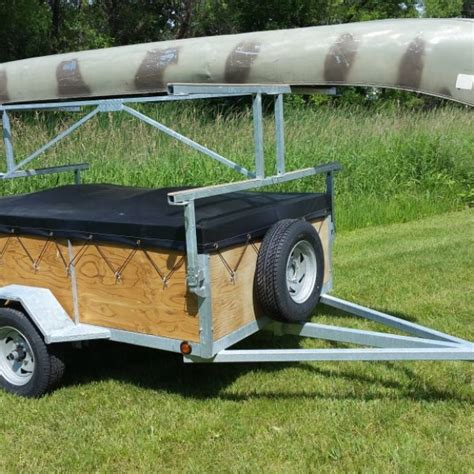 Canoes For Sale Near Me by 4 Place Kayak Canoe Utility Trailers For Sale Remackel