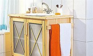 Waschbecken Selbst Montieren : waschtisch unterschrank waschbecken wc bild 12 ~ Markanthonyermac.com Haus und Dekorationen