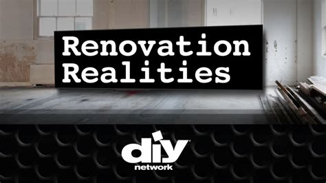 Renovation Realities (tv Series 2007 2016