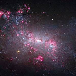 Irregular Galaxies Hubble - Pics about space