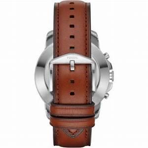 Montre Fossil Connectee : montre fossil ftw1122 montre cuir connect e homme sur ~ Melissatoandfro.com Idées de Décoration
