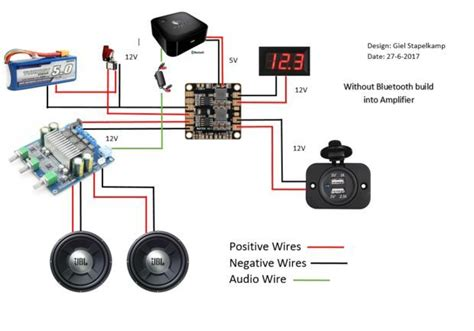 Portable Speaker Wiring Diagram by Bluetooth Ammo Can Speaker Ammo Can Projects Ammo Cans