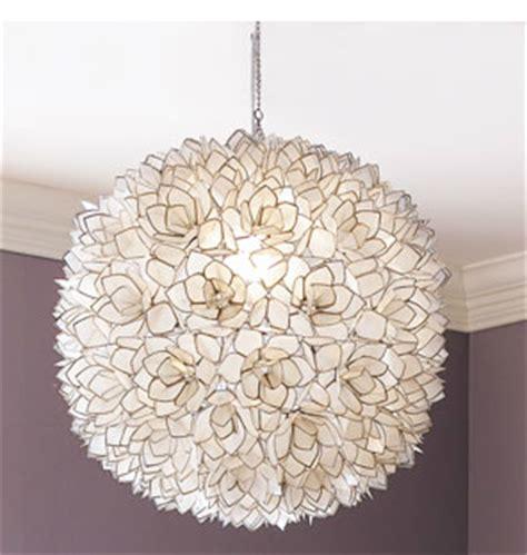 diy capiz shell chandelier pendantdiy show diy