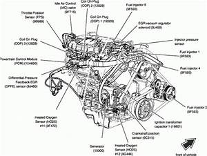 Ford Taurus Engine Diagram Free