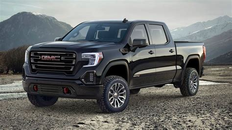 2020 Gmc Hd At4 by Gmc At4 Takes Professional Grade To New