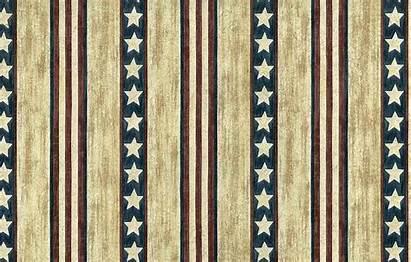Stripes Stars Striped Americana Tan Brown American