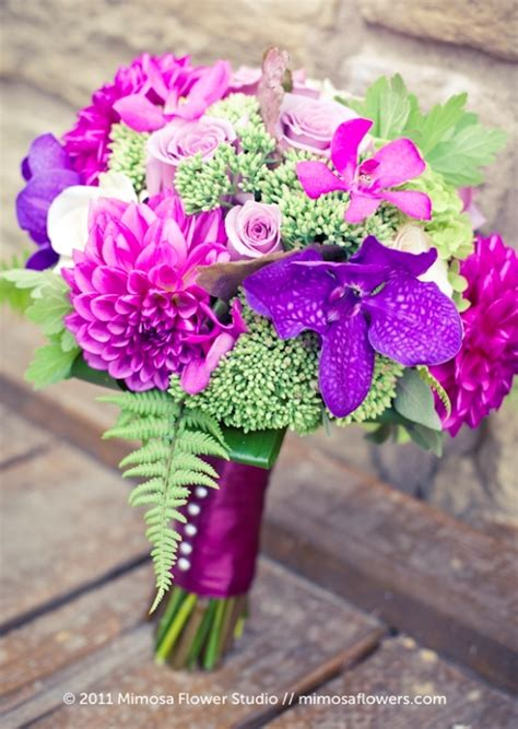 themes in the color purple green and purple wedding theme archives weddings romantique