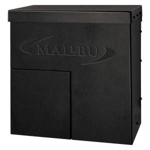 malibu intermatic 600 watt steel professional grade