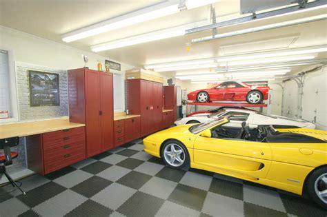 gefrierschrank in der garage f 252 nf wege ihre garage moderner zu gestalten 187 pvc