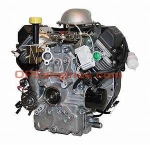 Kohler Engine Ch620